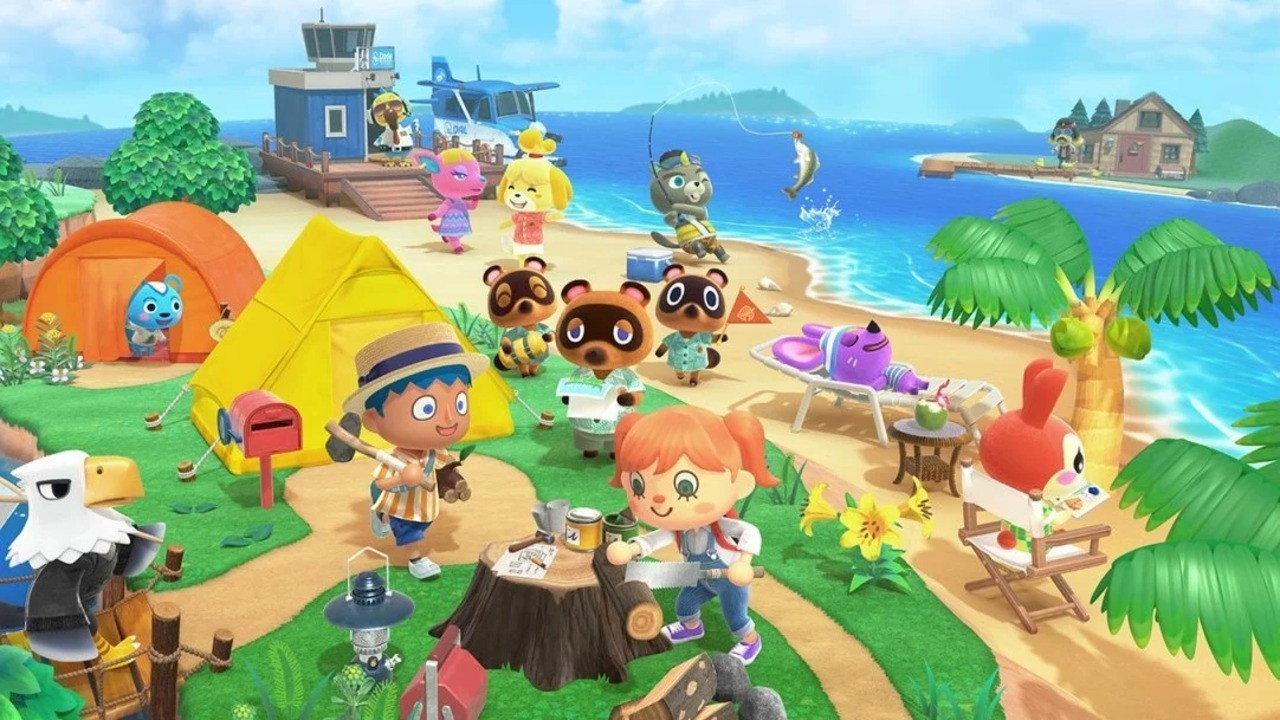 Animal Crossing April Update