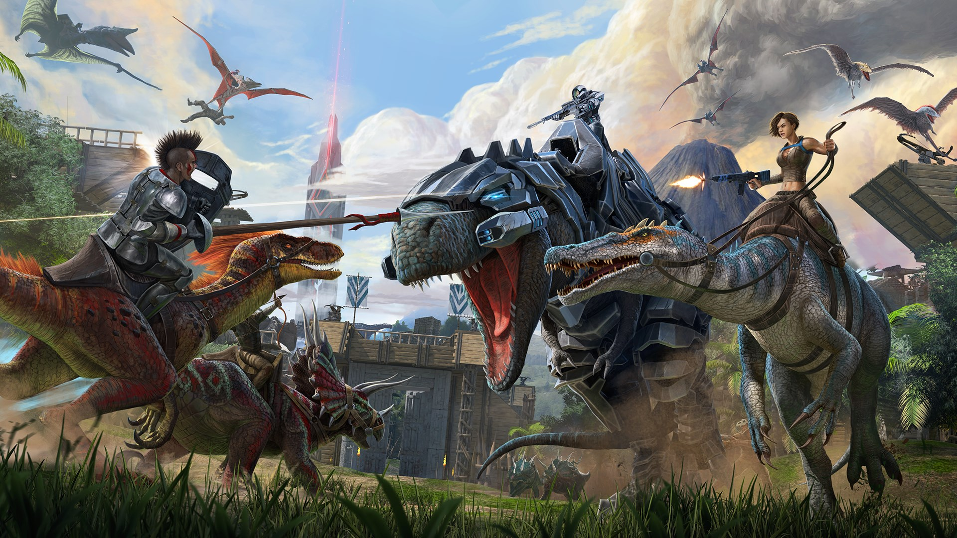 Ark Server Up and Running